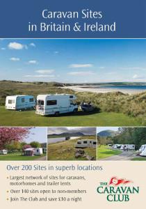 Caravan Sites in Britain & Ireland 2012