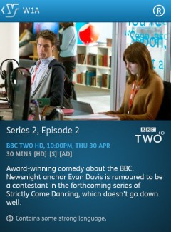 W1A - 30-04-2015 (YouView app)