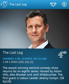 The Last Leg - 10-06-2016 - YouView app