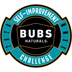 BUBS Naturals Self-Improvement Challenge