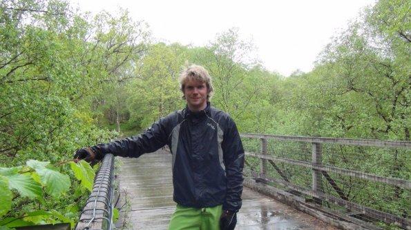 Bridge to Rob Roy's Viewpoint