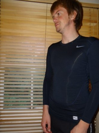 Nike Long Sleeve Compression Top