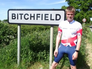 My favourite village name, Bitchfield
