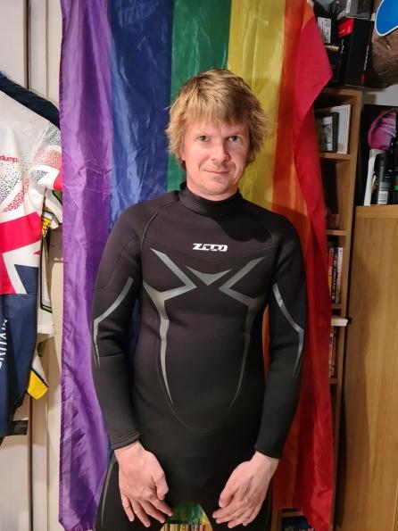 ZCCO wetsuit