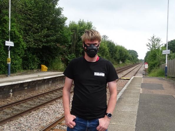 Oxygen Advantage Sports Mask