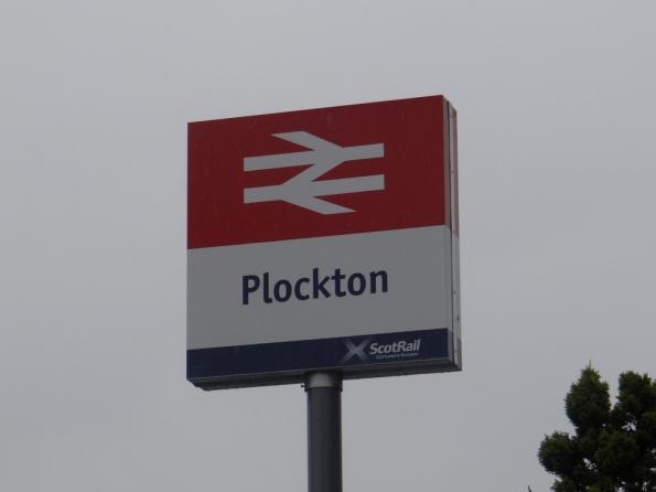 Plockton railway station