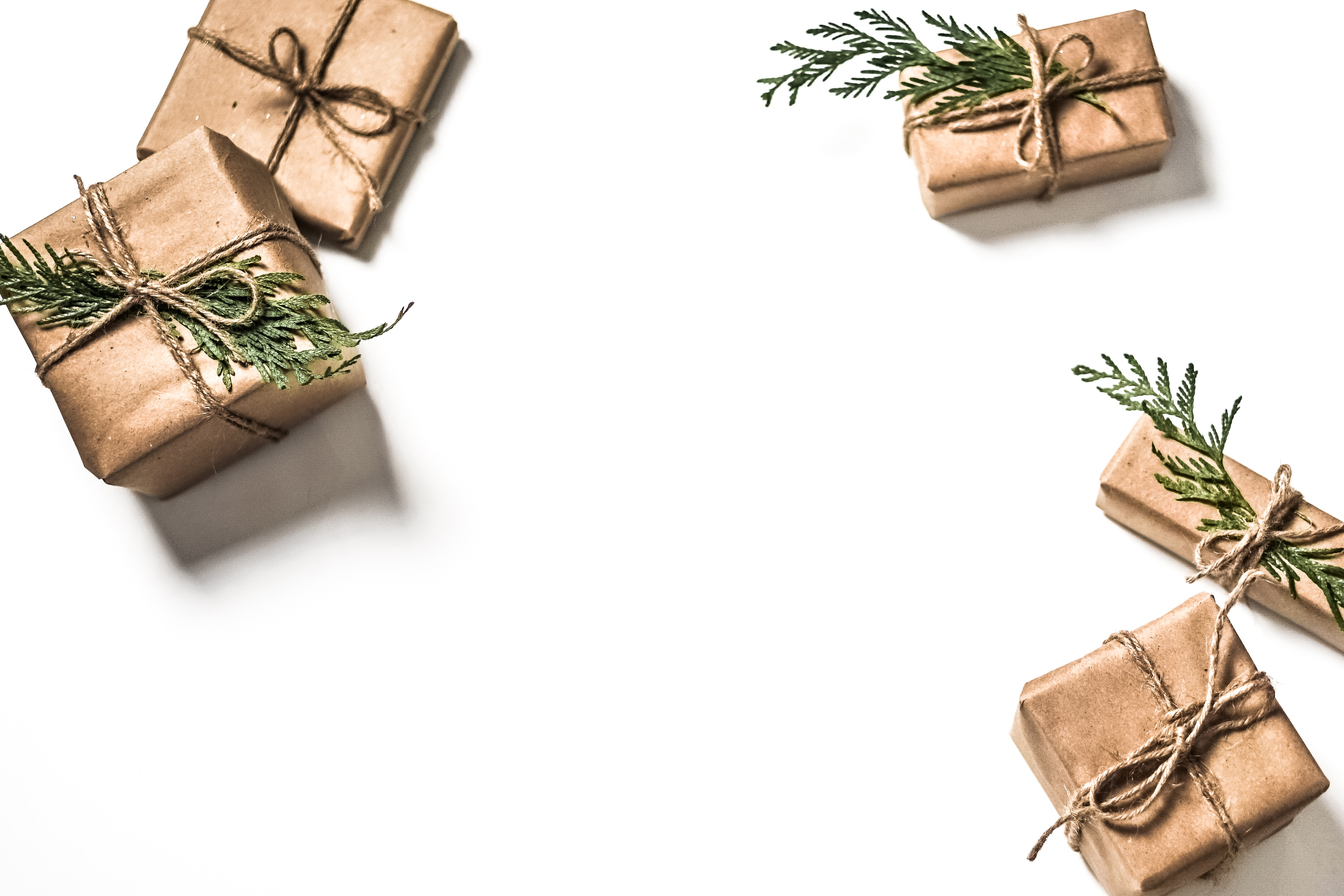 5 giving packages
