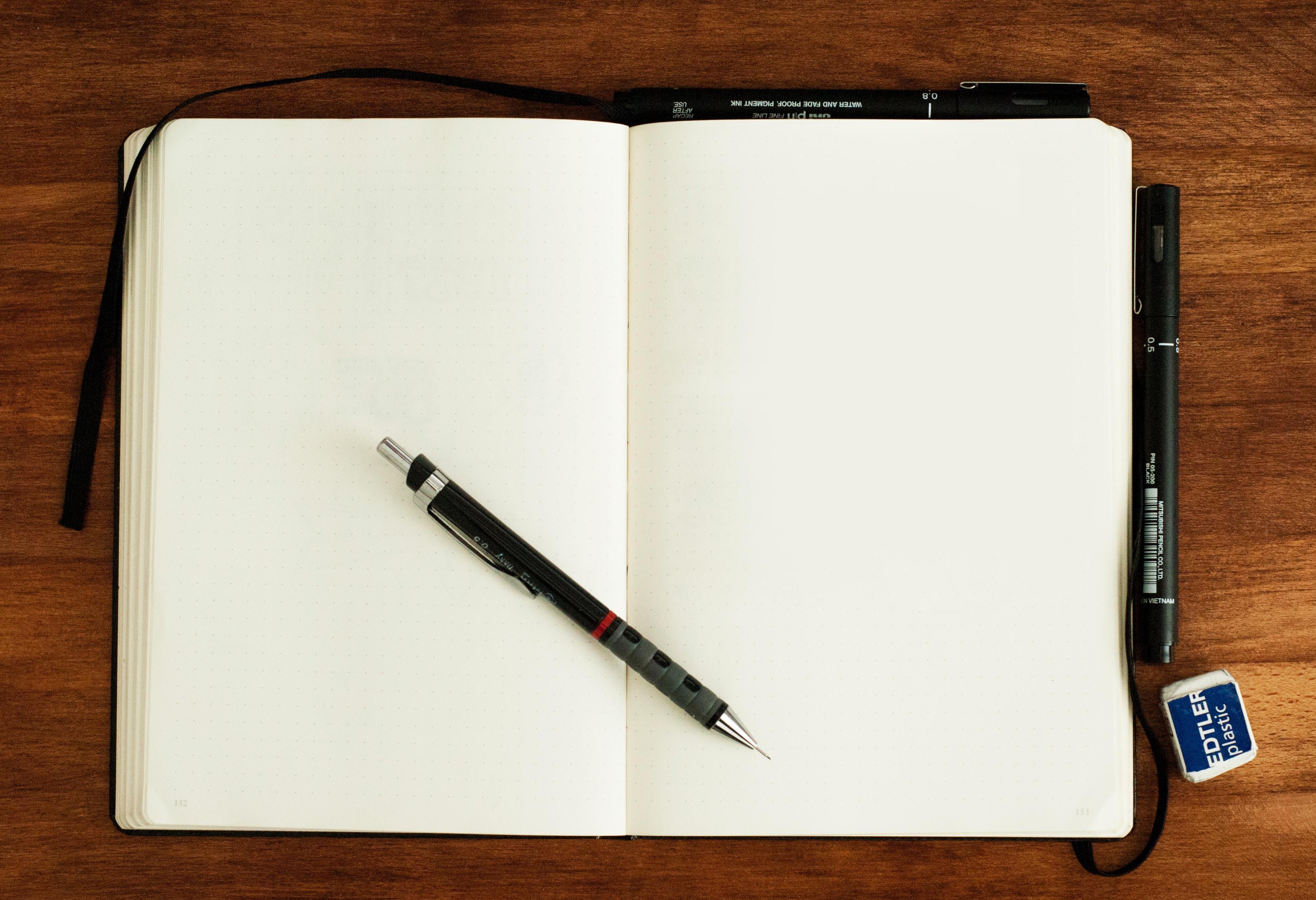 update estate plan blank page