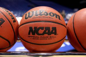 NCAA Basketballs