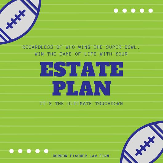football estate plan
