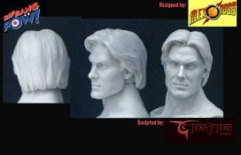 Flash Gordon Headsculpt rotation 2