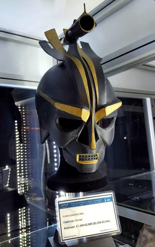 Hawkman Helm