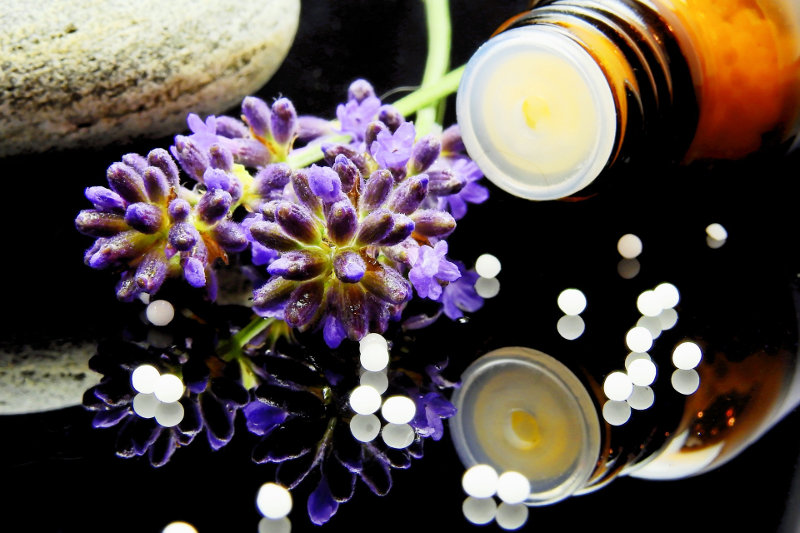 Homeopathy and herbs