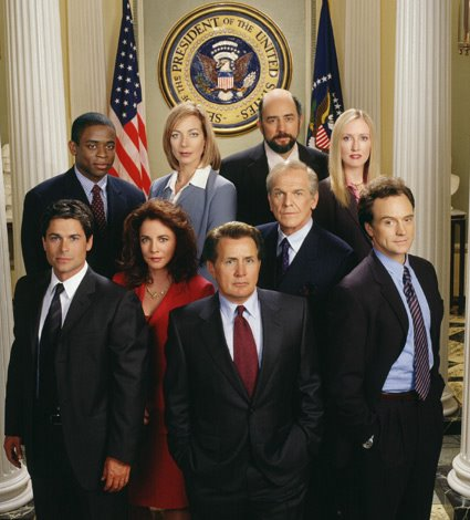 West Wing Cast Image