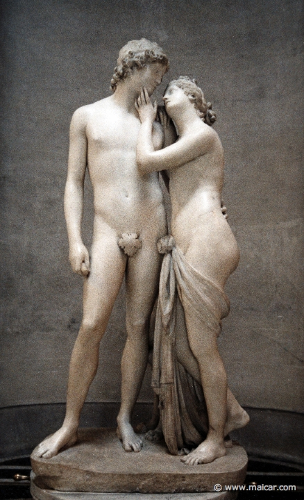 Adonis and Aphrodite