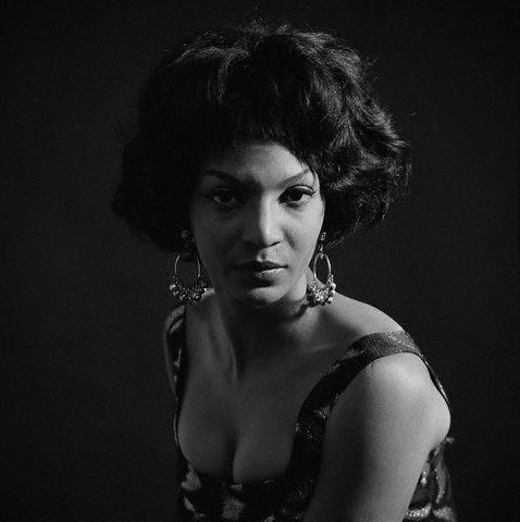 Jazz Vocalist Nichelle Nichols