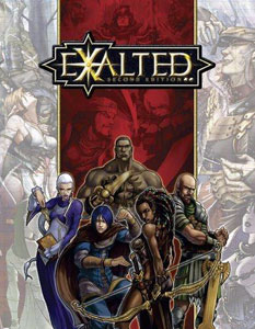 Exalted Cover
