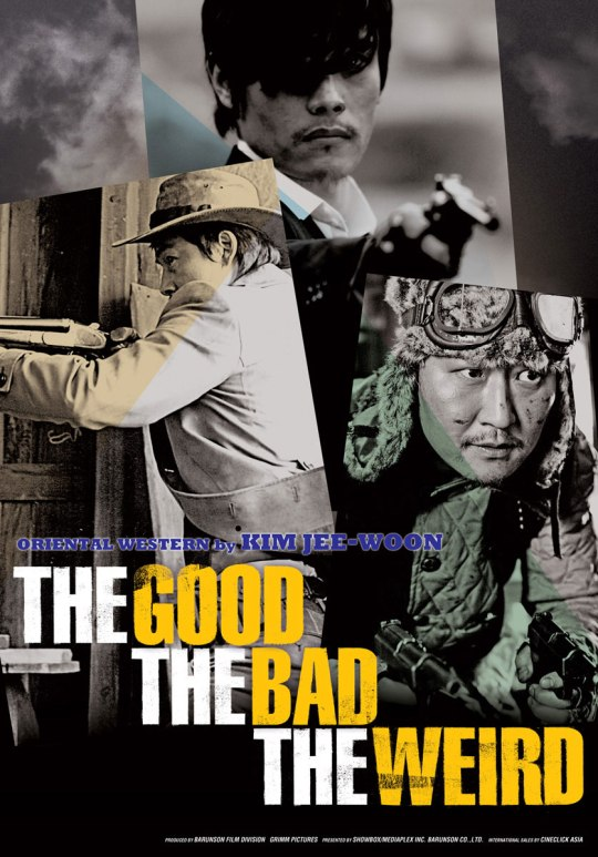 The Good the Bad and the Weird film poster