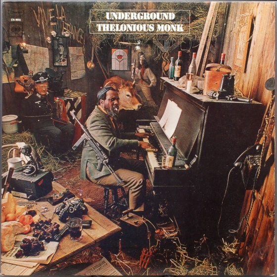 Thelonious Monk - Underground (1968)