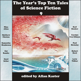 Allan Kaster YBSF Cover Art