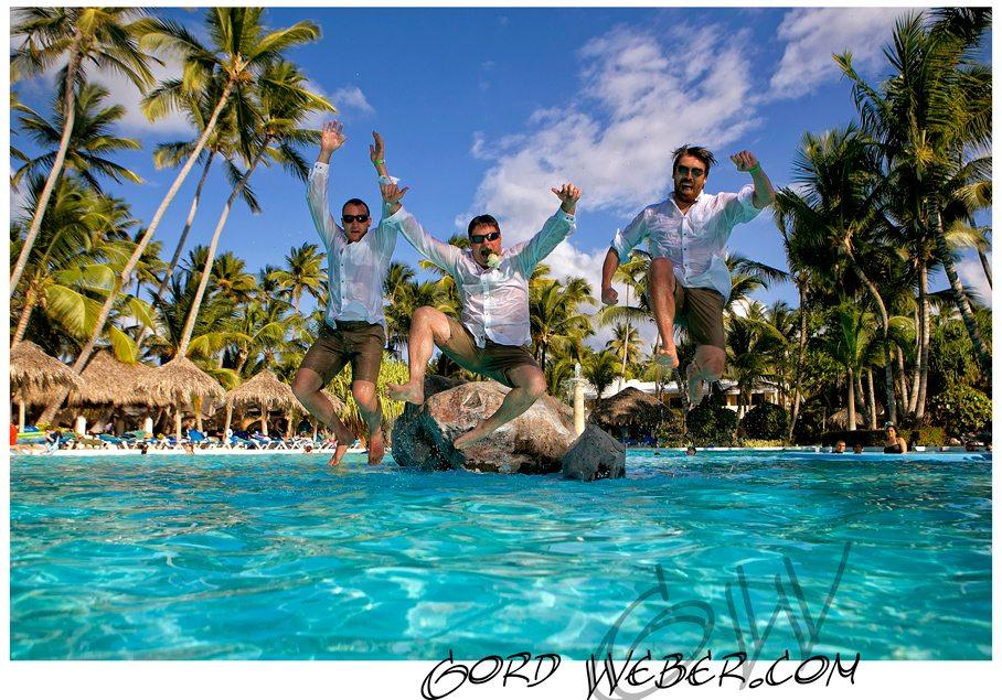 Destination Weddings – Mel and Matt  Dominican Republic