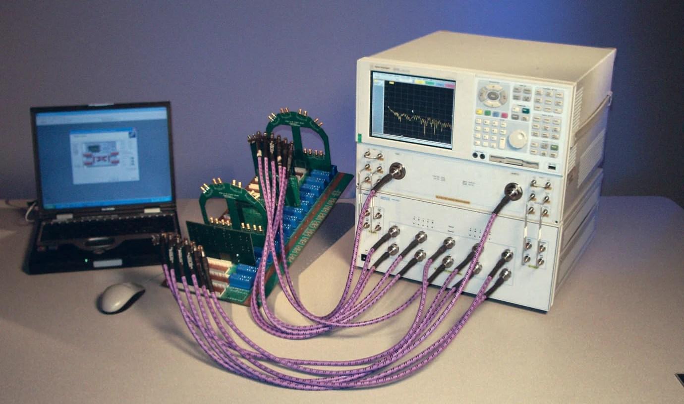 GORE PHASEFLEX MicrowaveRF Test Assemblies Gore