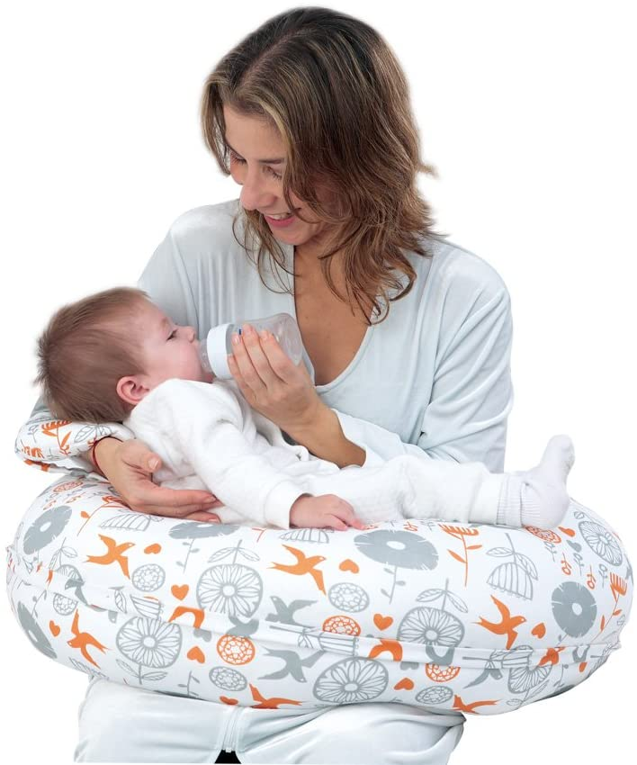 i baby nursing pillow 4 in 1 breast