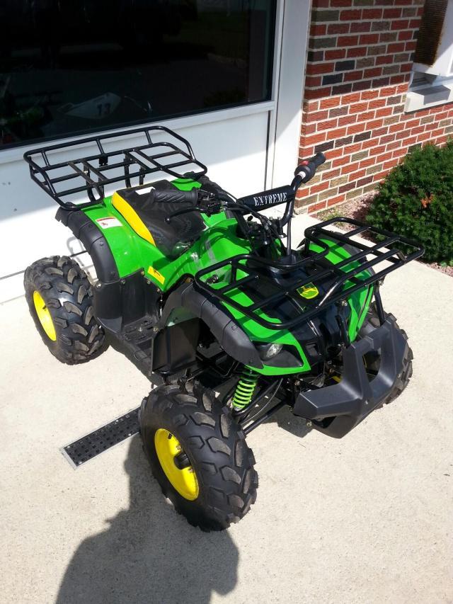 3125 XR8 125cc - $999