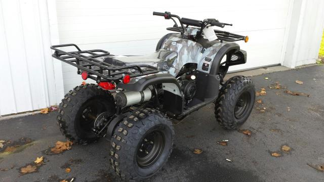 150cc Fully Auto ATV (Back View)