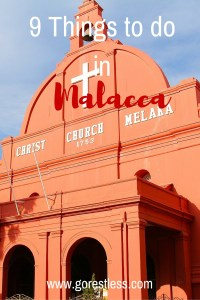9 Things to do in Malacca