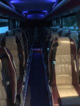 29 seat interior