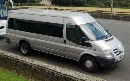 Wedding Minibus