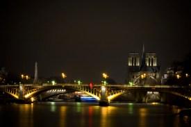 La Seine et Notre Dame