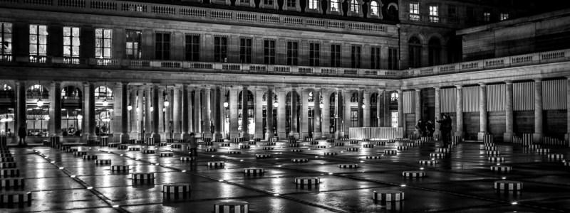 Histoire de colonnes