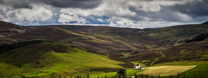 Perdu dans les Highlands