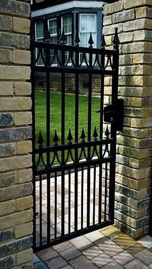 Wrought Iron gates Rotherham   Iron Gates London   Gorgeous
