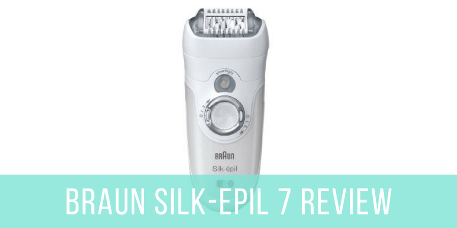 Braun Silk-epil 7 Review