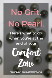 Growth often means getting uncomfortable and getting ejected from your comfort zone. But here's how to best embrace the change. Click through to learn how.