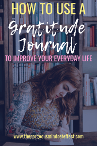 How to Use a Gratitude Journal for a Positive Mindset