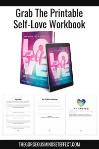 Printable Self-Love Workbook