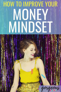 Your money mindset affects your personal finances daily! These 5 tips can help you create a positive money mindset for more financial prosperity!