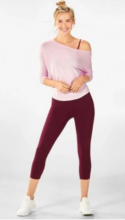 Fabletics yoga outfit