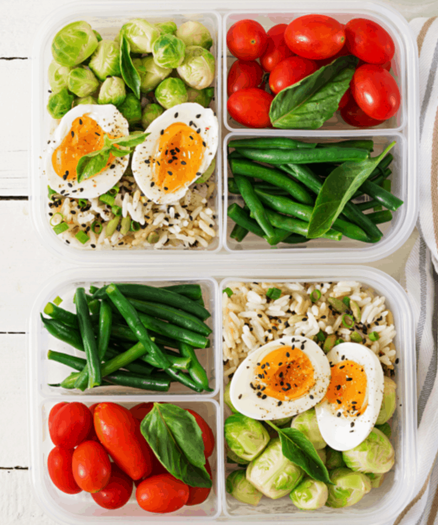 How to meal prep for weight loss and step by step to start ...