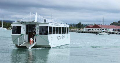 get inspired bike kids Nelson Kaiteriteri Great Taste Cycle Trail New Zealand Mapua Ferry goRide