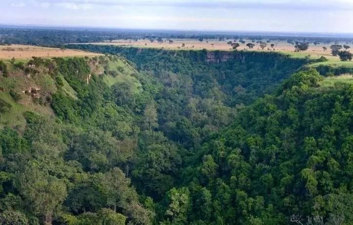 Kyambura Gorge