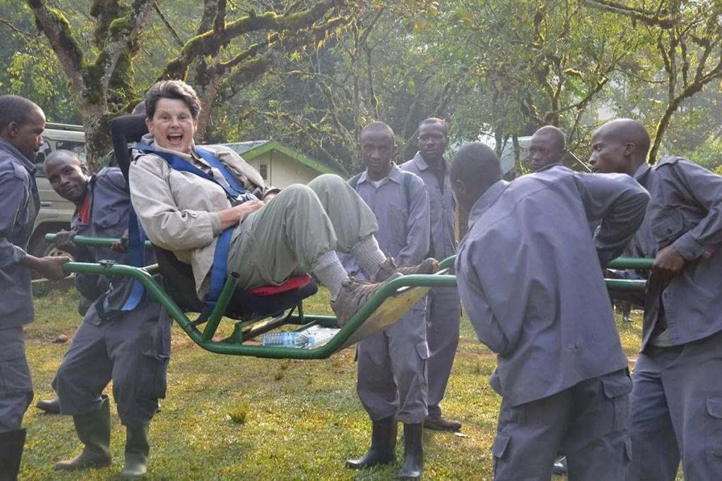 Special Needs Gorilla Safaris