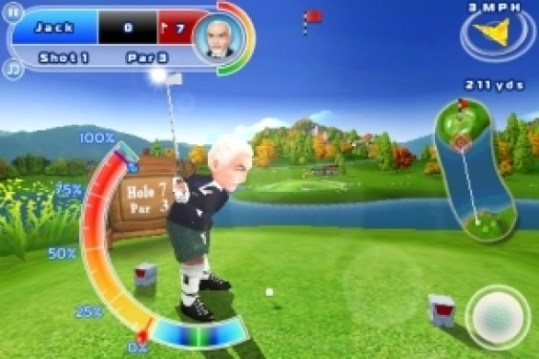 10 of the best Golf App Games for iPhone  iPad and Android  Part Two         fairways