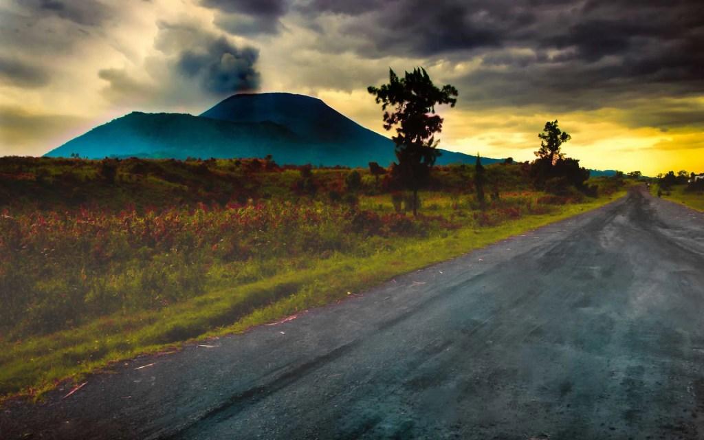 Climb Nyiragongo Volcano