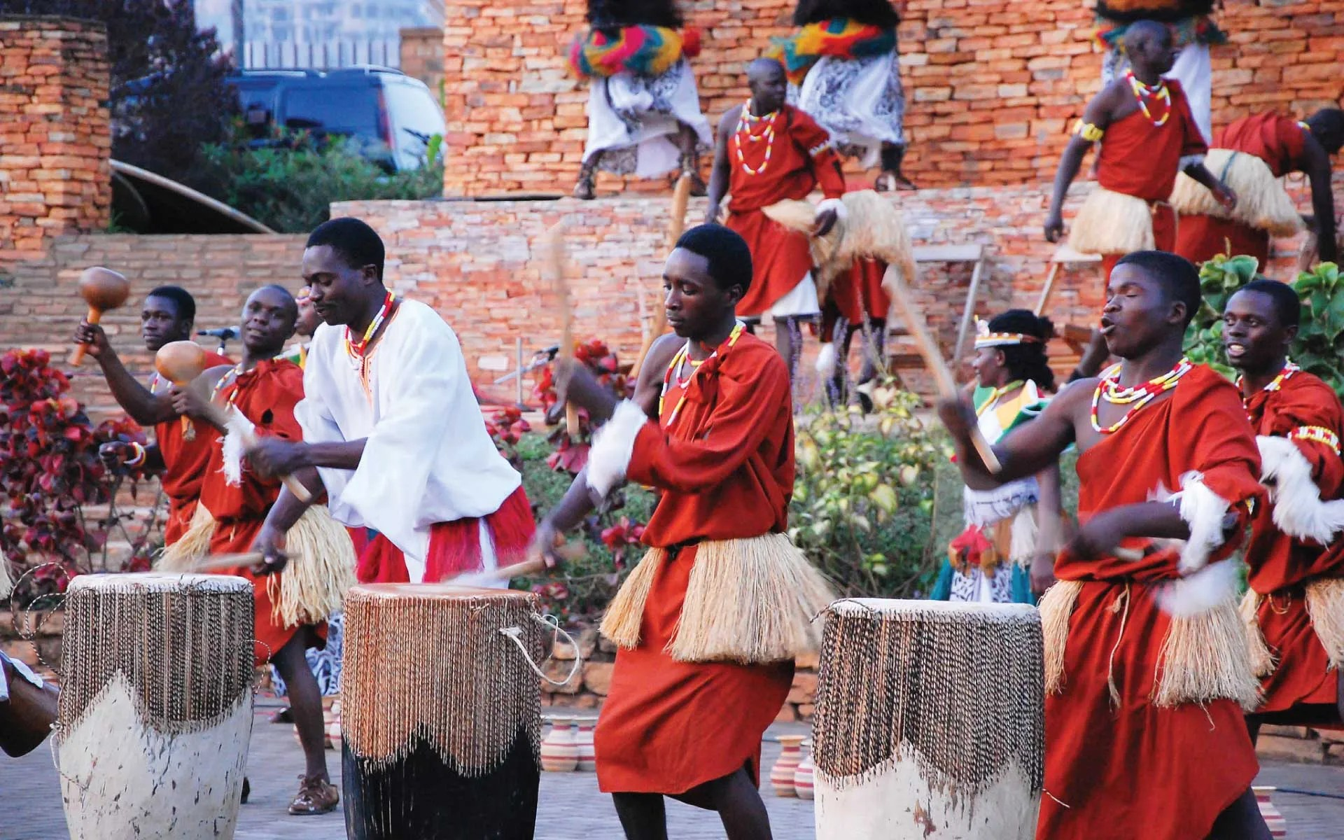 Rwanda Uganda Culture, Music, People Tour
