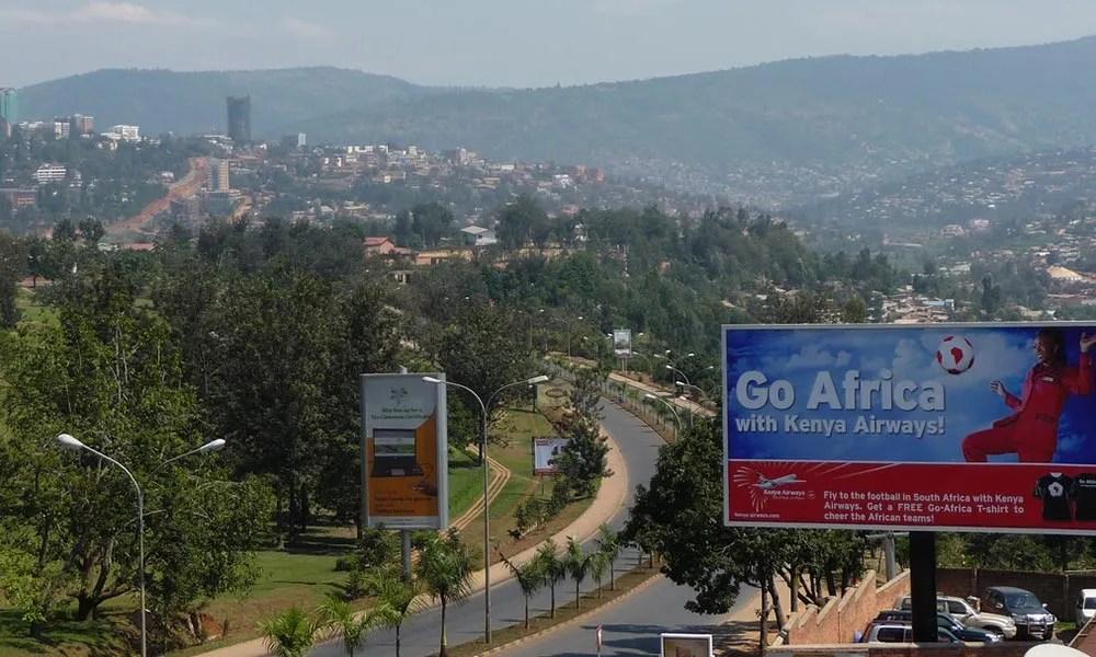 Kigali City - Rwanda Safari